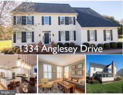 1334 Anglesey Drive, Davidsonville, MD 21035 - #: MDAA418530