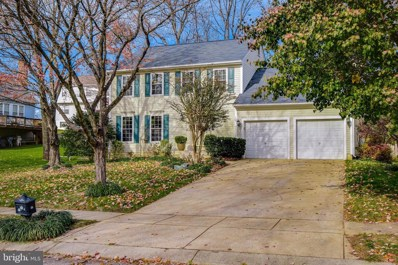 1008 Ice Castle Court, Gambrills, MD 21054 - #: MDAA418824