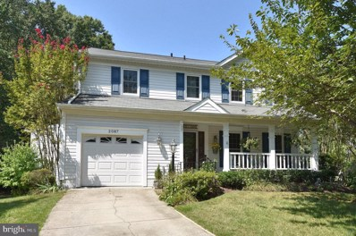 2087 Ingleside Court, Crofton, MD 21114 - #: MDAA418840