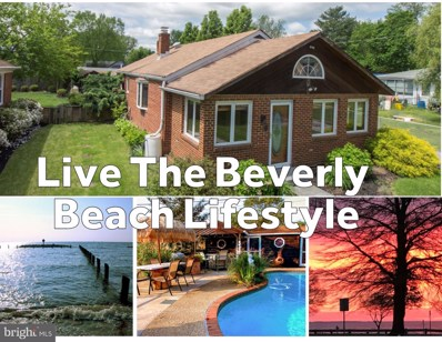 105 Beverley Avenue, Edgewater, MD 21037 - #: MDAA418868