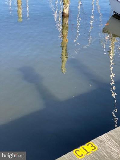360 Magothy Boat Slip #13C Road, Severna Park, MD 21146 - MLS#: MDAA419754