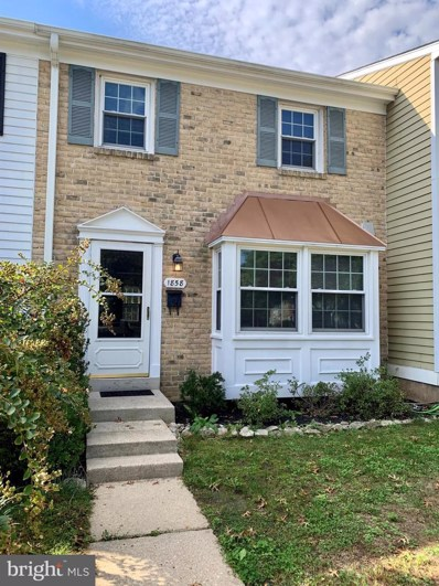 1858 Foxdale Court, Crofton, MD 21114 - #: MDAA419804