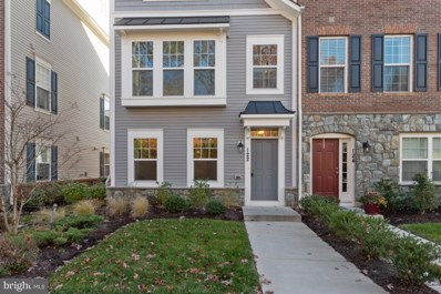 122 Waterline Court, Annapolis, MD 21401 - #: MDAA419962