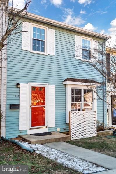 1207 Stonewood Court, Annapolis, MD 21409 - #: MDAA421120