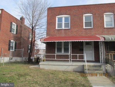 929 Victory Avenue, Baltimore, MD 21225 - #: MDAA421606