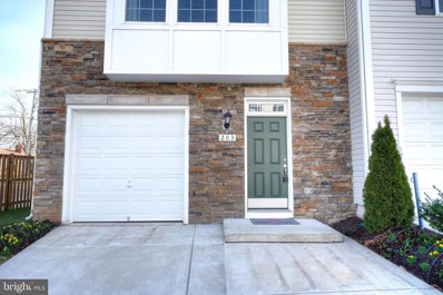 203 Gunther Place, Glen Burnie, MD 21060 - #: MDAA421656