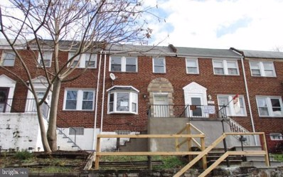 206 Grove Park Road, Baltimore, MD 21225 - #: MDAA422210