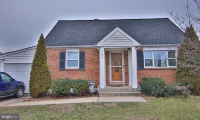 1206 Whitman Drive, Glen Burnie, MD 21061 - #: MDAA422646