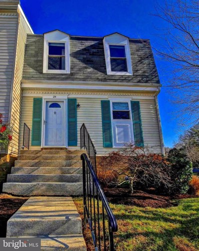 24 Mooring Point Court, Annapolis, MD 21403 - #: MDAA422672