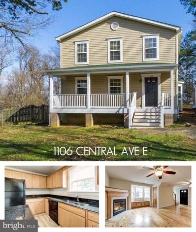 1106 Central Avenue E, Edgewater, MD 21037 - #: MDAA423100
