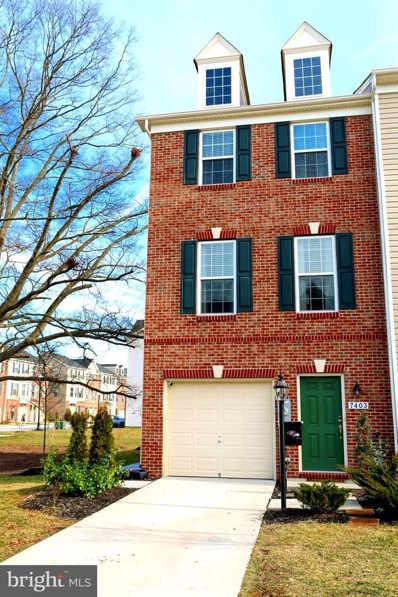 7403 Willow View Lane, Glen Burnie, MD 21060 - #: MDAA423836