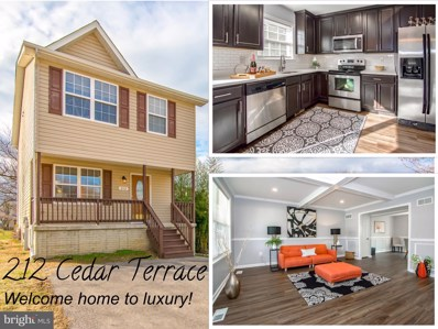 212 Cedar Terrace, Glen Burnie, MD 21060 - #: MDAA423932