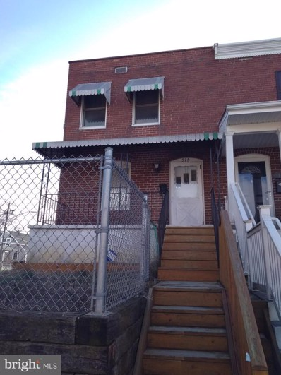 515 Wood Street, Baltimore, MD 21225 - #: MDAA424810