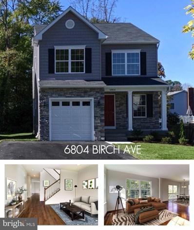 6804 Birch Avenue, Glen Burnie, MD 21061 - #: MDAA425450