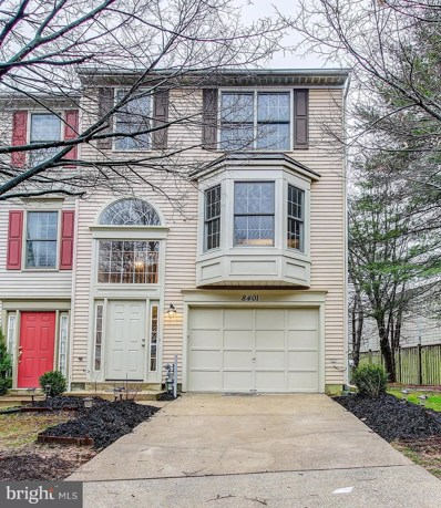 8401 Woodland Manor Drive, Laurel, MD 20724 - #: MDAA425494