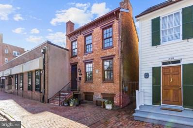 237 Hanover Street, Annapolis, MD 21401 - #: MDAA425510
