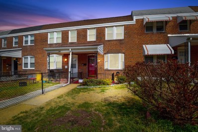 146 W Edgevale Road, Baltimore, MD 21225 - #: MDAA426418