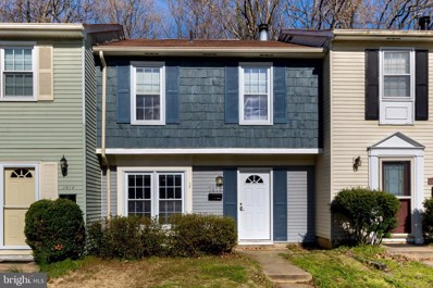 1412 Foxwood Court, Annapolis, MD 21409 - #: MDAA429104