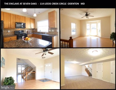 114 Leeds Creek Circle, Odenton, MD 21113 - #: MDAA429332