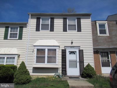6415 Lamplighter Ridge, Glen Burnie, MD 21061 - #: MDAA429626