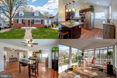 521 Greenwood Road, Linthicum Heights, MD 21090 - #: MDAA430330