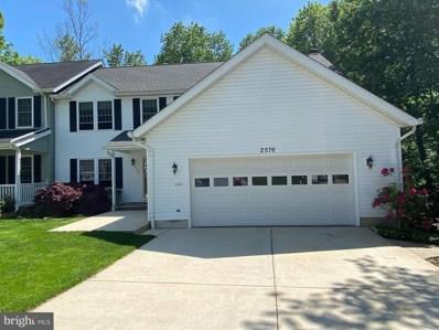 2576 Hidden Cove Road, Annapolis, MD 21401 - #: MDAA431888