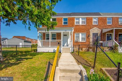515 Old Riverside Road, Baltimore, MD 21225 - MLS#: MDAA434988