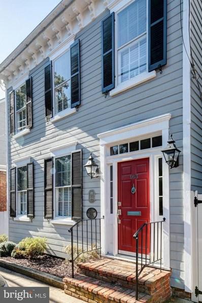 163 Prince George Street, Annapolis, MD 21401 - #: MDAA436212