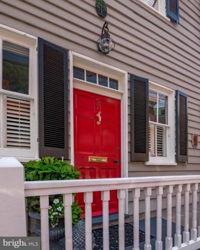 57 Cornhill Street, Annapolis, MD 21401 - #: MDAA436816