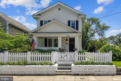 815 Bay Ridge Avenue, Annapolis, MD 21403 - #: MDAA437500