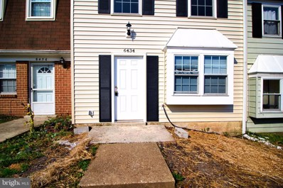 6434 Lamplighter Ridge, Glen Burnie, MD 21061 - MLS#: MDAA438272