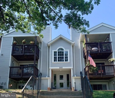 202 Spring Maiden Court UNIT 304, Glen Burnie, MD 21060 - MLS#: MDAA438480