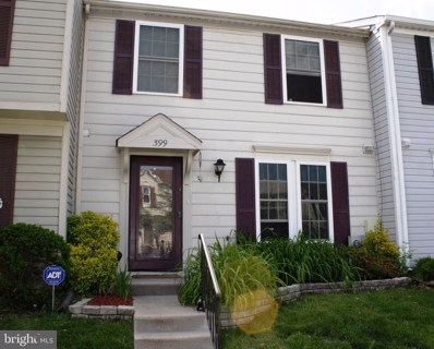 399 Valiant Circle, Glen Burnie, MD 21061 - #: MDAA439288