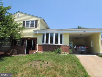 304 Sudbury Road, Linthicum Heights, MD 21090 - #: MDAA439328