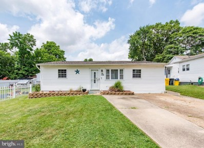 706 Fernhill Road, Clearwater Beach, MD 21226 - MLS#: MDAA440036