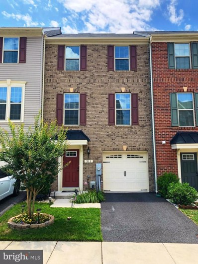 311 Eagles Ridge Way, Glen Burnie, MD 21061 - #: MDAA440308