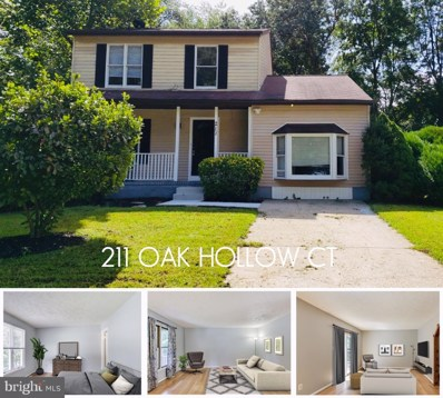 211 Oak Hollow Court, Pasadena, MD 21122 - #: MDAA441098