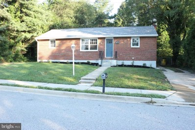 54 Linwood Avenue, Glen Burnie, MD 21061 - #: MDAA442562