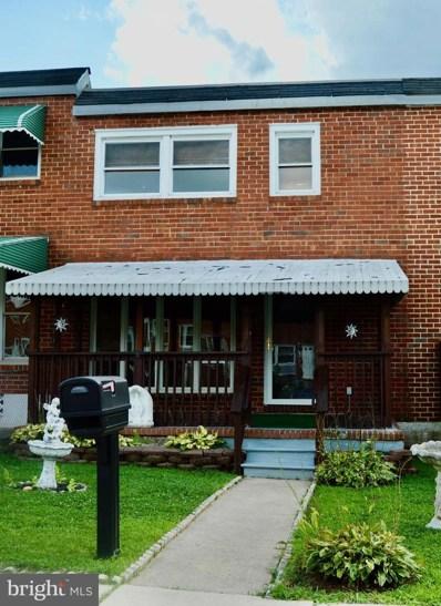 5106 Wasena Avenue, Baltimore, MD 21225 - #: MDAA442834
