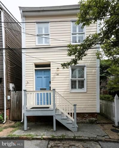 30 Pinkney Street, Annapolis, MD 21401 - #: MDAA443500