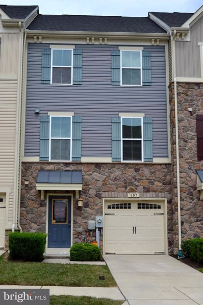 597 Fox River Hills Way, Glen Burnie, MD 21060 - #: MDAA444998
