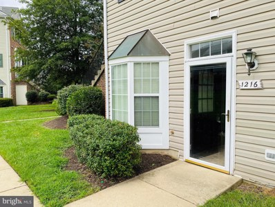 1216 Needham Court, Crofton, MD 21114 - #: MDAA445538