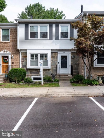 446 Colonial Ridge Lane, Arnold, MD 21012 - #: MDAA446542