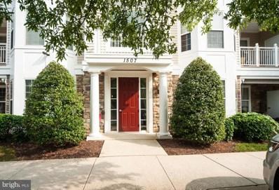 1507 Broadneck Place UNIT 1-302, Annapolis, MD 21409 - #: MDAA446596