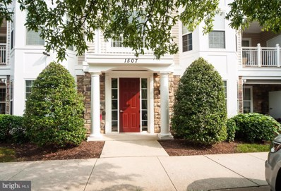 1507 Broadneck Place UNIT 1-302, Annapolis, MD 21409 - #: MDAA446596