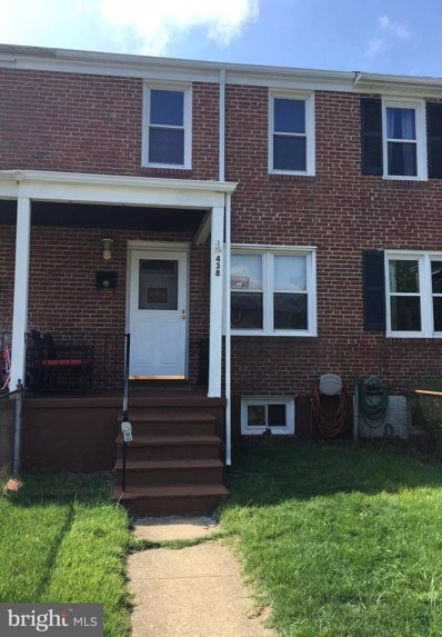 438 Rogers Avenue, Glen Burnie, MD 21060 - #: MDAA446692