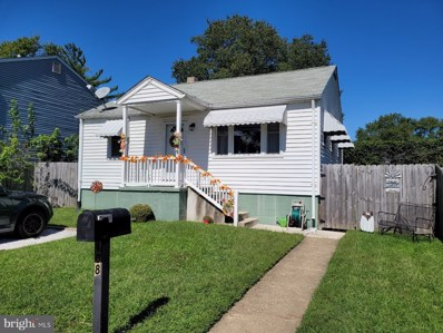 108 Bon Air Avenue, Baltimore, MD 21225 - MLS#: MDAA447274