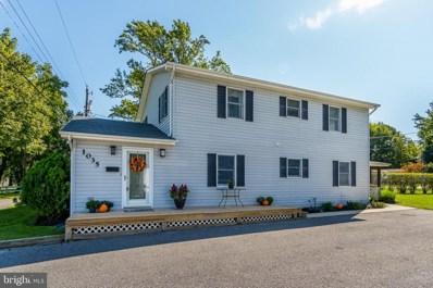 1035 Old Turkey Point Road, Edgewater, MD 21037 - #: MDAA447734