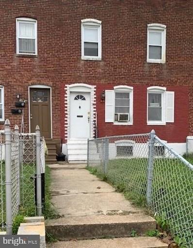 4938 Brookwood Road, Baltimore, MD 21225 - #: MDAA449896