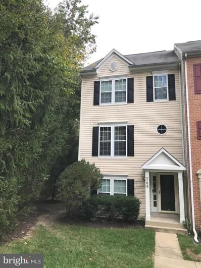 100 Blackbird Hill Lane, Laurel, MD 20724 - MLS#: MDAA450150